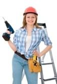 carpenter-woman