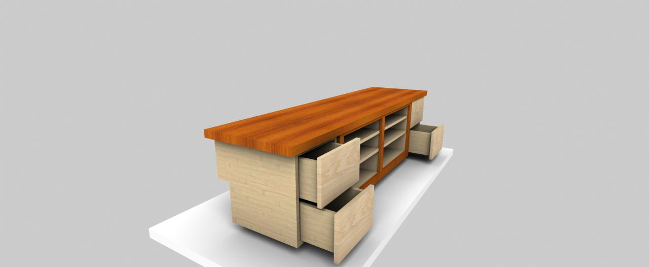 island cabinet design software