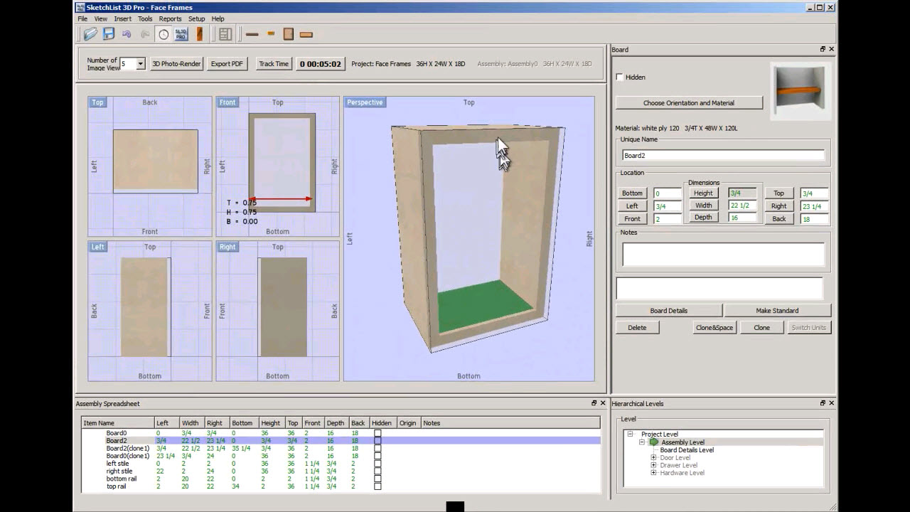 Free woodworking design software download quick Free design programs