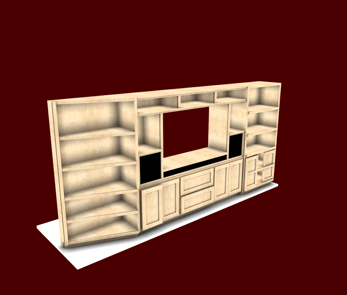3D Software for Furniture, Cabinets, Woodworking, Remodeling