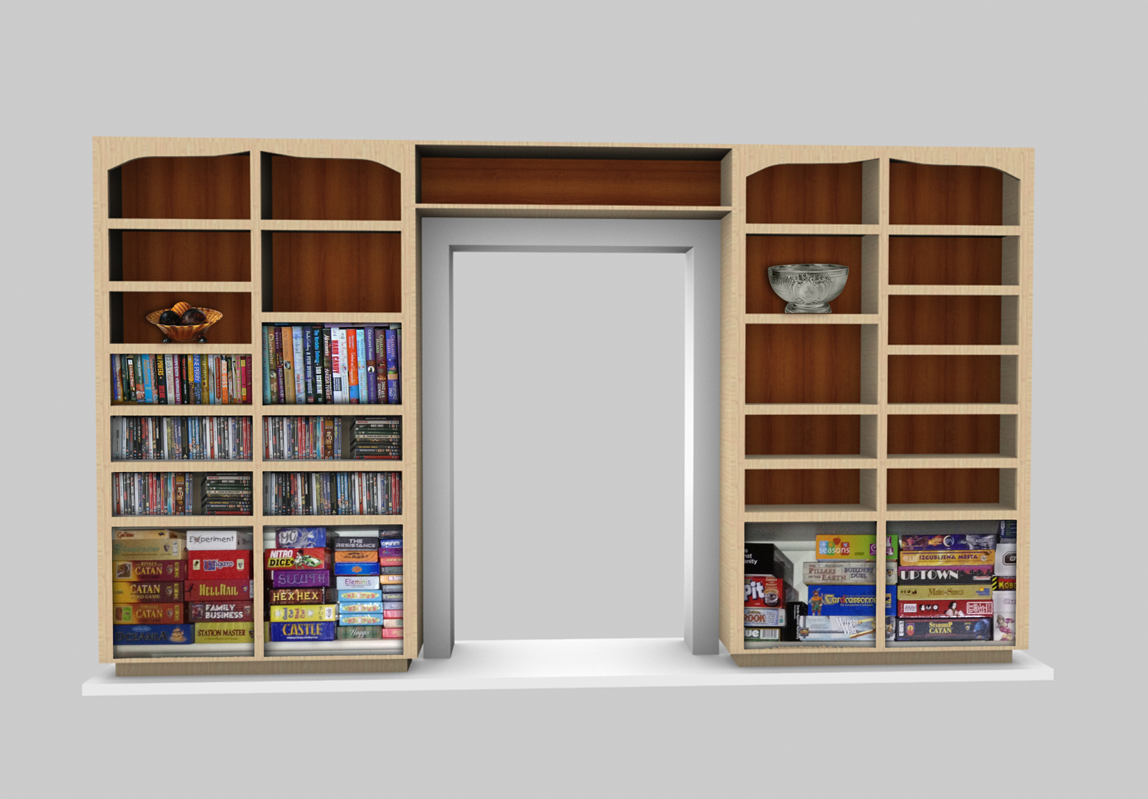 bookcase design software