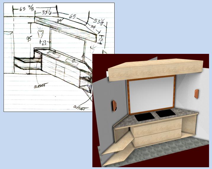 cabinet making design software