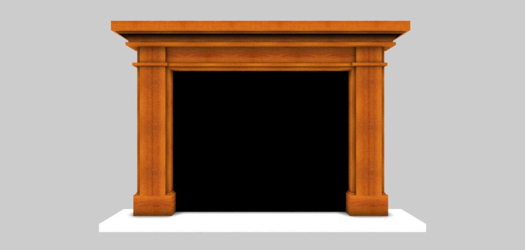 mantel work - cabinet design software