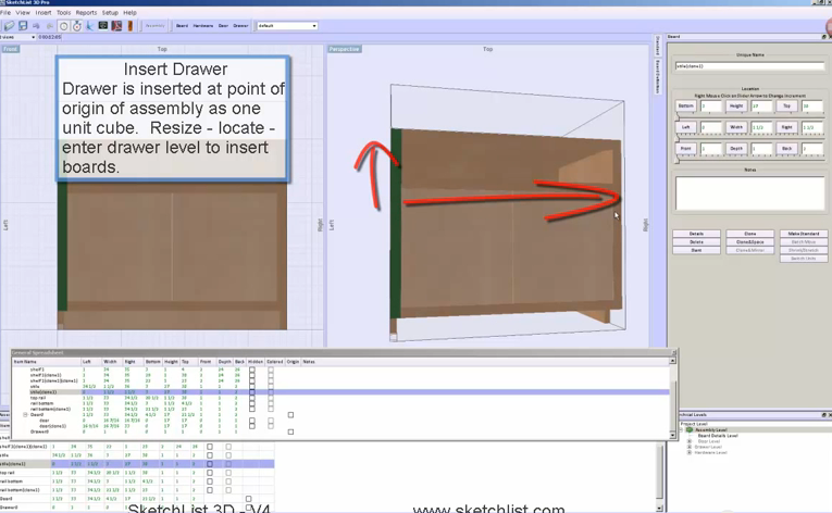 28 cabinet making design software cabinet solutions for Furniture building software