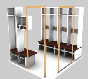 lockers design 1