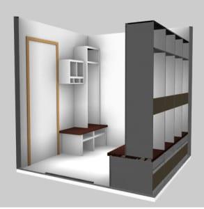 lockers design 2