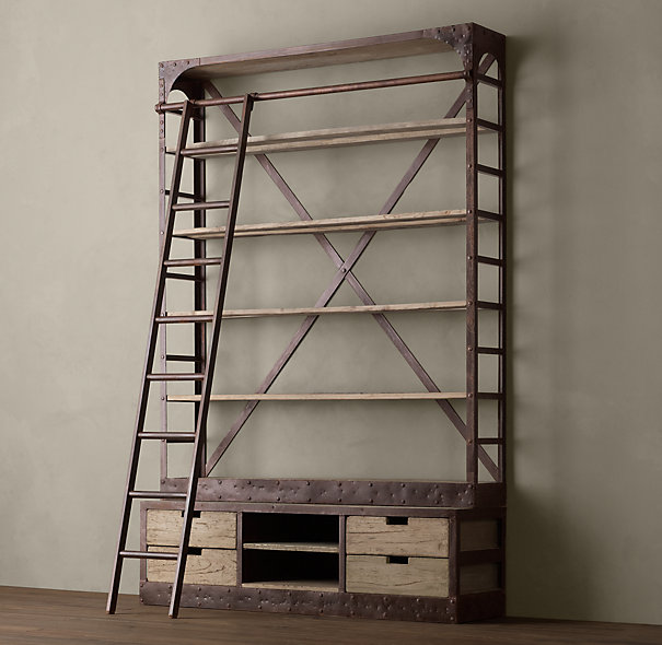 proposed shelving
