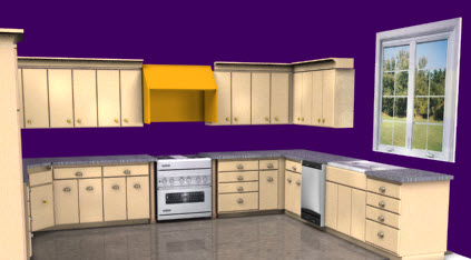 kitchen - cabinet design software