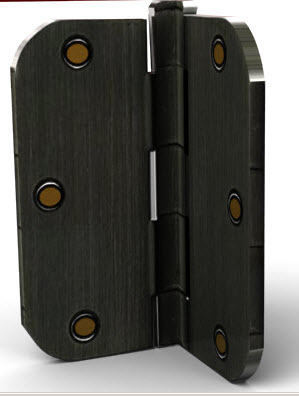 mortise and hinge 90