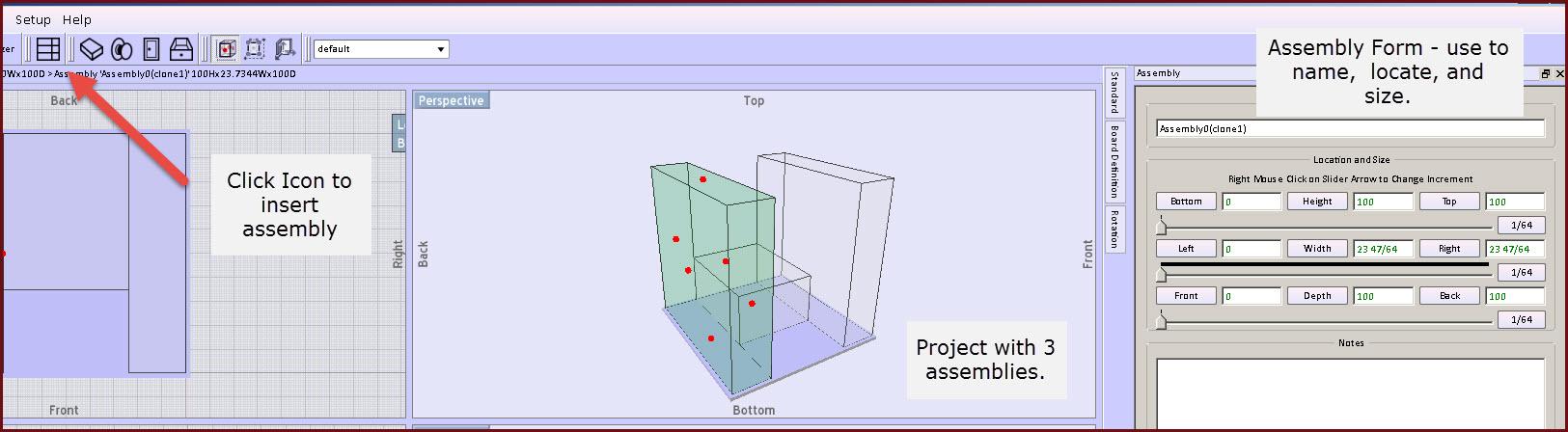 insert assembly