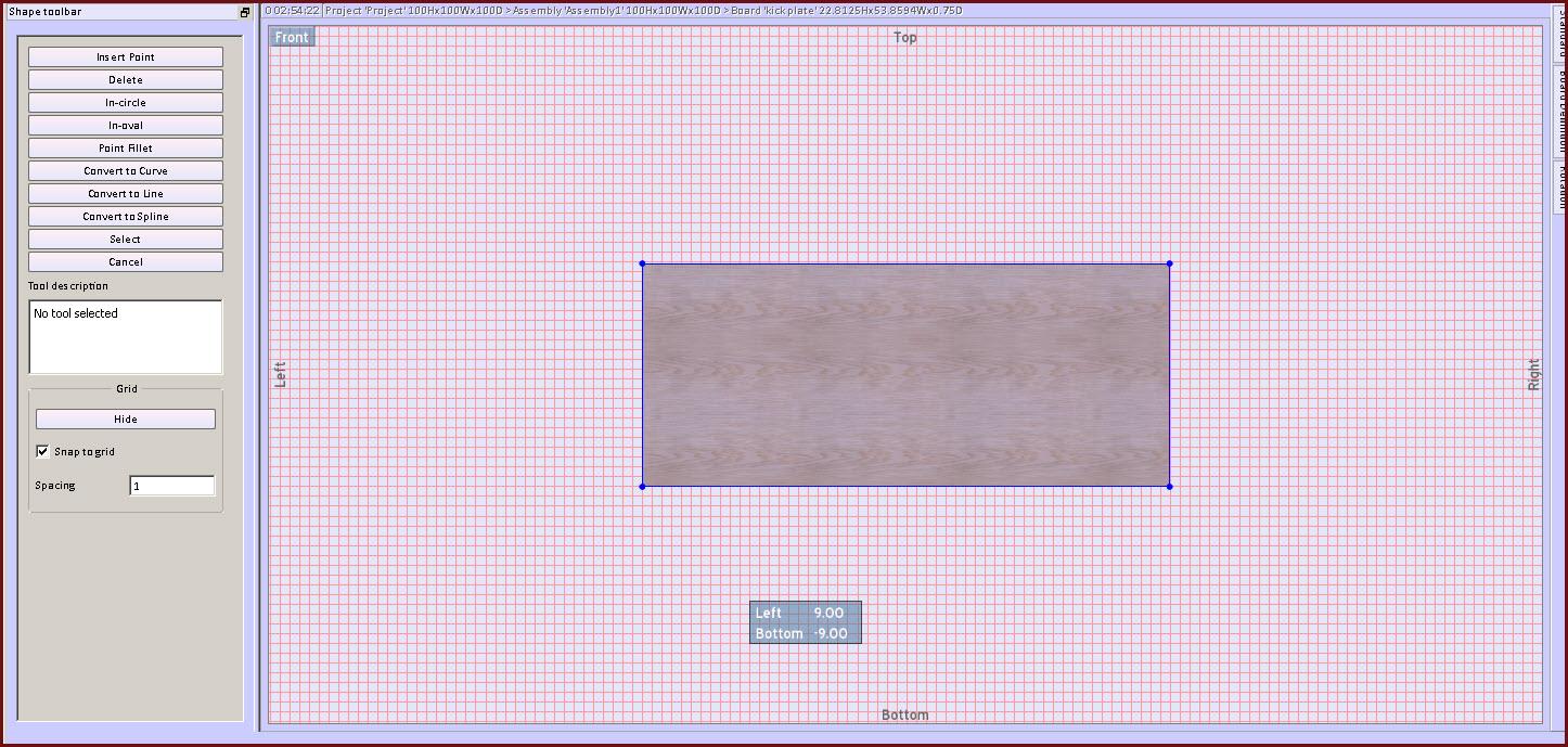 shape form Cabinet Design
