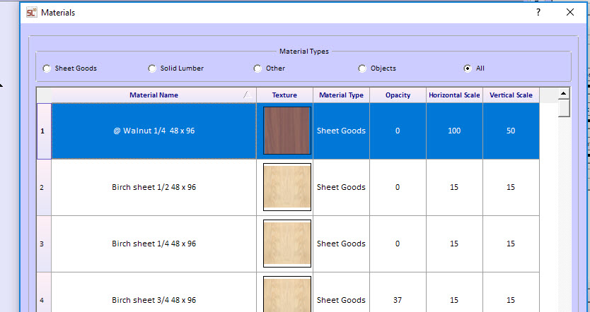 Cutting List For Kitchen Cabinets