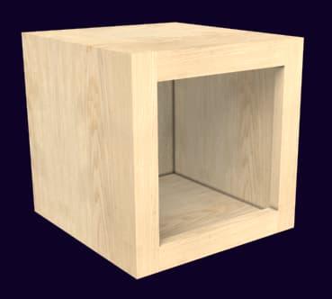 box 12 in cube