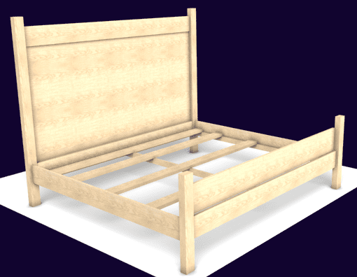 Cabinet Wizard Bed Model