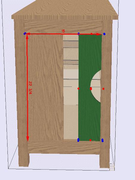 tape tool T key